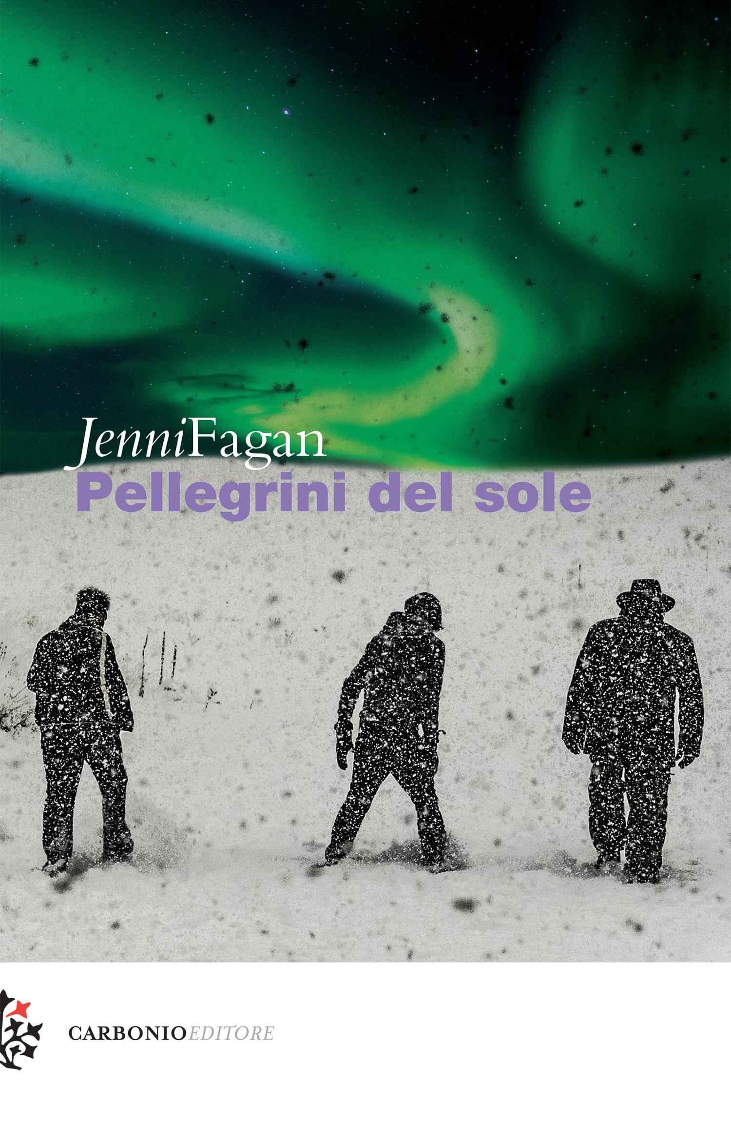 Risultati immagini per Jenni Fagan, I pellegrini del sole (Carbonio Editore).